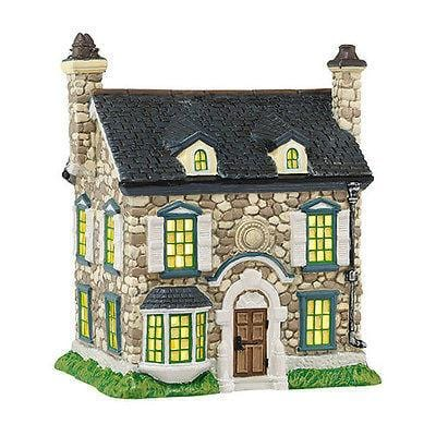 Dept 56 Downton 2015 Crawley House #4044801 NIB FREE SHIPPING 48 STATES