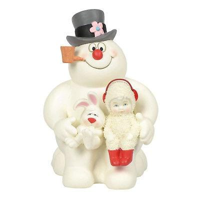 Dept 56 Snowbabies 2018 I'll Keep You Warm #4059466 NIB FREE SHIPPING 48 STATES   2018