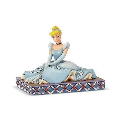 Jim Shore Disney Traditions 2018 Cinderella Personality Pose #6001276  Free Shipping 48 States  2018
