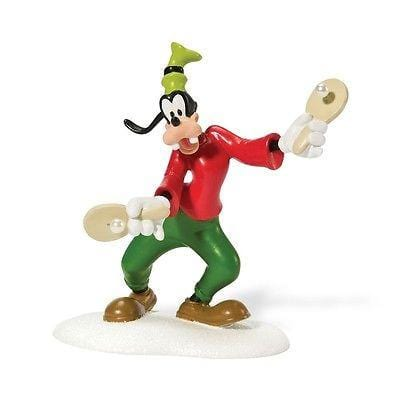 Dept 56 Disney Goofy's Got Game #811271 NIB FREE SHIPPING 48 STATES