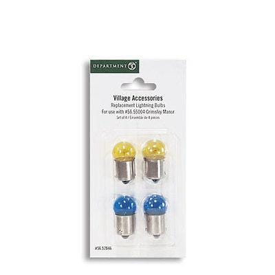 Dept 56 Replacement Lightning Bulbs #52846 FREE SHIPPING 48 STATES