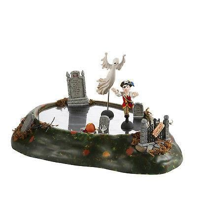Dept 56 Halloween 2011 Ghost In the Graveyard #4020260