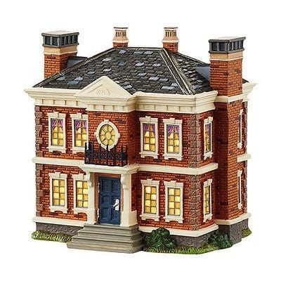 Dept 56 Dicken's 2014 Downton The Dower House #4043909 NIB FREE SHIP 48 STATES