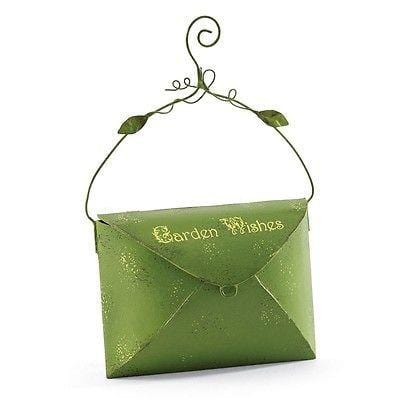 Dept 56 Garden 2015 Garden Wishes Mailbox #4051188 NEW FREE SHIPPING 48 STATES