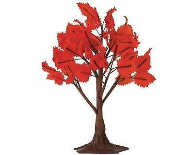 "Lemax 2015 6"" Maple Tree #44146 NEW FREE SHIPPING 48 STATES"