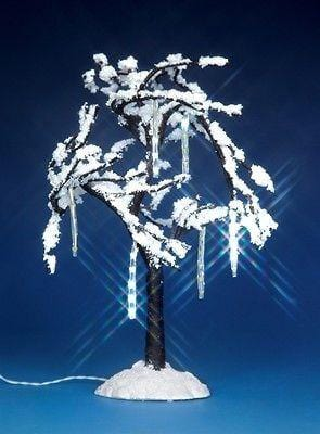 "Lemax 2013 9"" Cascading Icicle Tree #34642 NIB FREE SHIPPING OFFER"