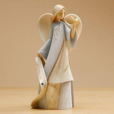 Foundations #4015979 Septermber Angel NIB FREE SHIPPING 48 STATES