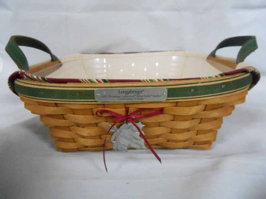 Longaberger 2005 Christmas Basket
