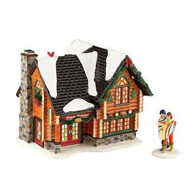 Dept 56 Williamsburg Winter Retreat (Set/2) #4023611 NIB FREE SHIPPING 48 STATES