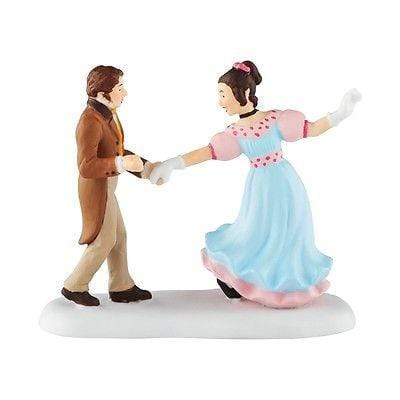 Dept 56 Dicken's 2016 A Dance With Belle #4050946 NIB FREE SHIPPING 48 STATES