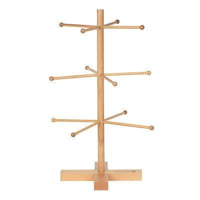 Dept 56 Snowpinions 2018 Wooden Dowel Display #6002681 NEW   Free Shipping 48 States  2018