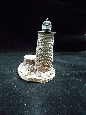 Harbour Lights Lighthouse Whaleback, NH #127 FREE SHIPPING 48 STATES