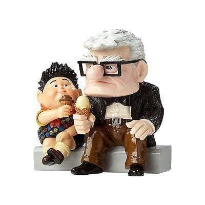 Disney Showcase 2016 Carl and Russell From UP #4054880     FREE SHIP 48 STATES