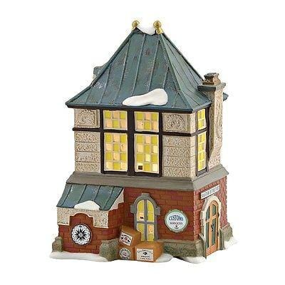 Dept 56 Dicken's 2016 The Harbormaster House #4050932 NIB FREE SHIP 48 STATES