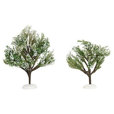 Dept 56 2019 White Christmas Oaks #6005031 Free Shipping 48 States 2019