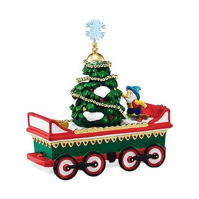Dept 56 North Pole 2015 Northern Lights Tree Car #4044840 NIB FREE SHIP 48 STATE