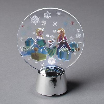 Dept 56 Disney 2017 Holidazzler Frozen #4058012 NEW FREE SHIPPING 48 STATES