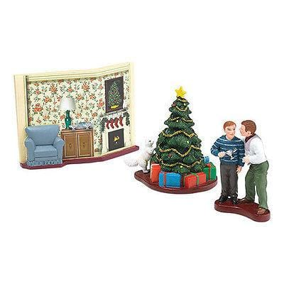 Dept 56 2014 Christmas Vacation Griswold Christmas Eve Set/3 #4043261 NIB