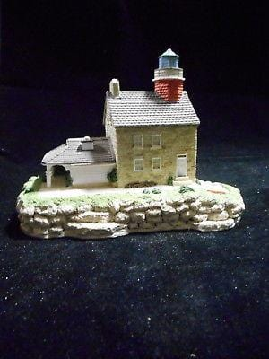 Harbour Lights Lighthouse Selkirk, NY #157 FREE SHIPPING 48 STATES CLEARANCE