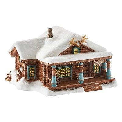 Dept 56 Frozen Wandering Oakens Trading Post #4049325 NIB