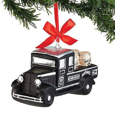 Dept 56 2016 Jack Daniel's Delivery Truck Ornament #4052182     FREE SHIP