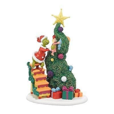 Dept 56 Grinch 2014 It Takes Two, Grinch & Cindy Lou #4038647 FREE SHIP 48 STATE