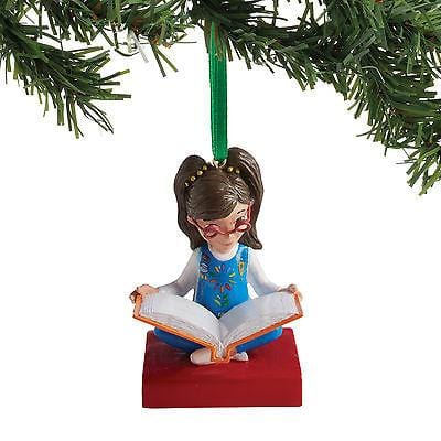 Dept 56 Girl Scout 2017 Daisy Personalizablee Ornament #4058528 NEW FREE SHIP