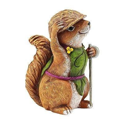 Dept 56 Garden 2014 Chester Chipmunk #4039885 NEW FREE SHIPPING 48 STATES