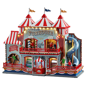 Lemax Circus Funhouse   #05616   Free Shipping