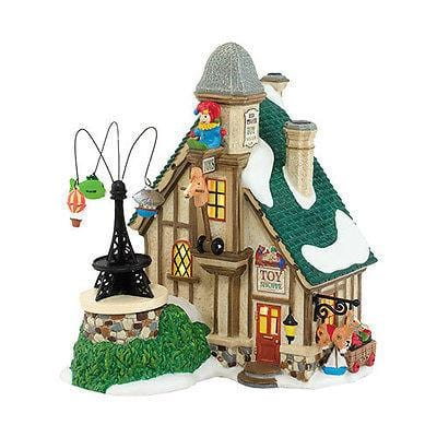 Dept 56 Dicken's 2013 Holiday Special Tegan's Toy Shoppe #4035566 NIB FREE SHIP