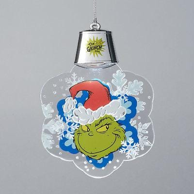Dept 56 Grinch 2018 Grinch Holidazzler Ornament #6000486 NEW FREE SHIP 48 STATES   2018