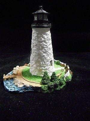 Harbour Lights Lighthouse Concord, MD #186 FREE SHIPPING 48 STATES CLEARANCE
