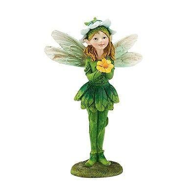 Dept 56 Garden 2014 Fiona Fairy Figure Standing #4039862 NEW FREE SHIP 48 STATES
