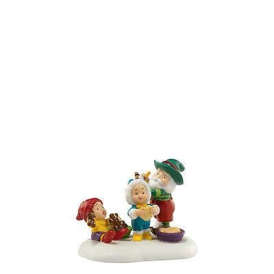 Dept 56 North Pole 2011 We Like 'em All #4020213 FREE SHIPPING