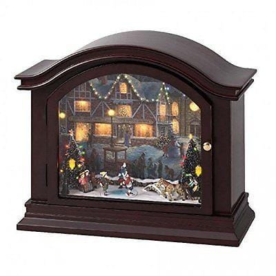 Mr. Christmas Animated Musical Chimes Dancers #77648 NIB FREE SHIPPING OFFER