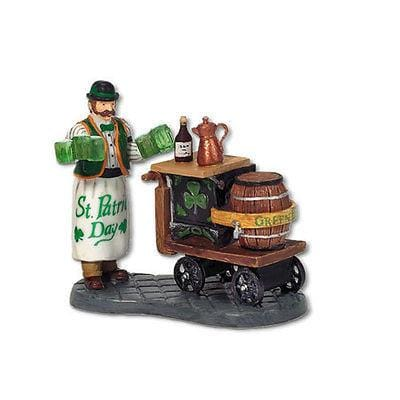 Dept 56 CIC Serving Irish Ale #58988 FREE SHIPPING 48 STATES