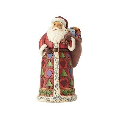Jim Shore HWC 2018 Santa w/Toy Bag #6001464   Free Shipping 48 States   2018