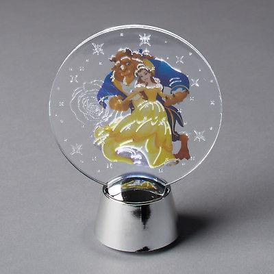 Dept 56 Disney 2017 Holidazzler Beauty & The Beast #4058015 NEW FREE SHIP 48 STA