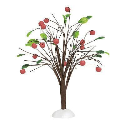 Dept 56 2019 Village Apple Tree #6003216 Free Shipping 48 States 2019