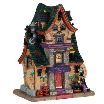 Lemax Wanda's Wicked Home   #05613   Free Shipping