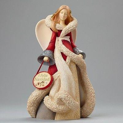 Heart Of Christmas 2015 Angel Feliz Naviad #4046832 NIB FREE SHIPPING 48 STATES