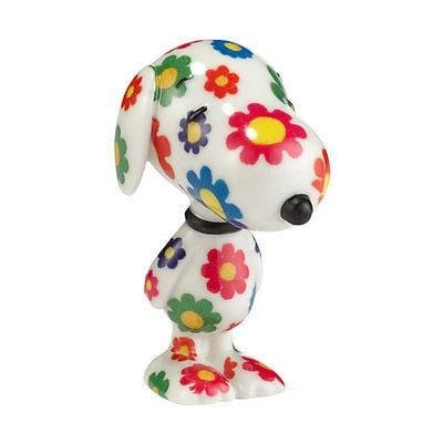 Dept 56 Peanuts Snoopy By Design Flower Power Pup #4030871 NIB FREE SHIP 48 STAT