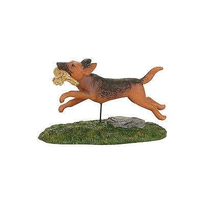 Dept 56 2017 Woodland Fetch #4057597     FREE SHIPPING 48 STATES