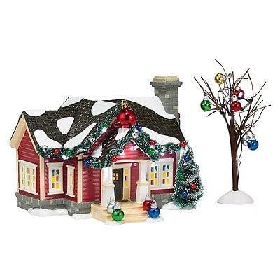 Dept 56 Snow Village 2014 The Ornament House #4036562 NIB FREE SHIPPING 48 STATE