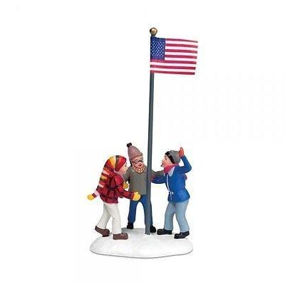 Dept 56 A Christmas Story Triple Dog Dare #805032 NIB FREE SHIPPING 48 STATES
