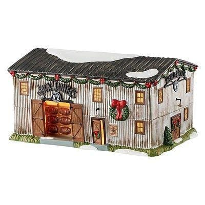 Dept 56 2016 Jack Daniel's Barrel House No. 7 #4050949 NIB FREE SHIP 48 STATES