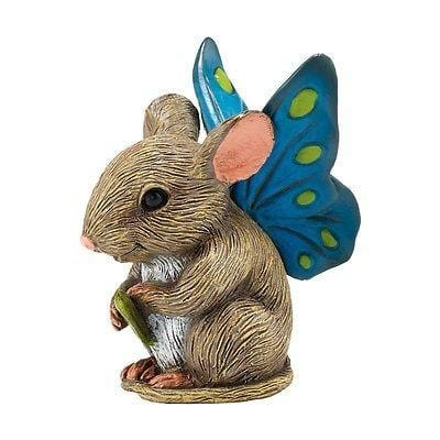 Dept 56 Garden 2014 Squeak Mouse Figure #4039881 NEW FREE SHIPPING 48 STATES