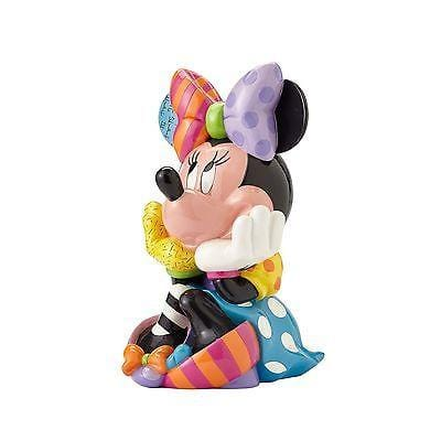 Britto Disney Minnie Mouse Big Figure LIMITED EDITION #4057041