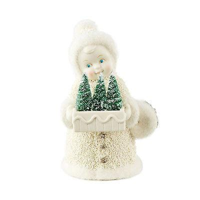 Dept 56 Snowbabies 2016 Dream Tree Top Tidings #4051919 NIB FREE SHIP 48 STATES