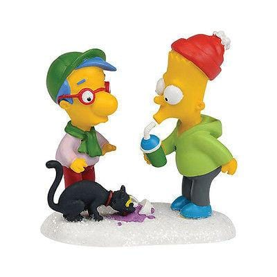 Dept 56 Simpson's 2013 Snowball Scores A Squishee #4032429 NIB FREE SHIP 48 STAT